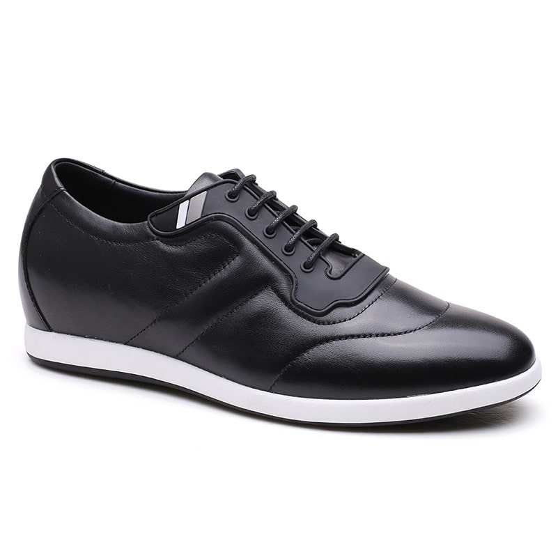 Height Extension Shoes Men Sneaker Elevator Shoes Increasing Height 6 CM/2.36 Inches
